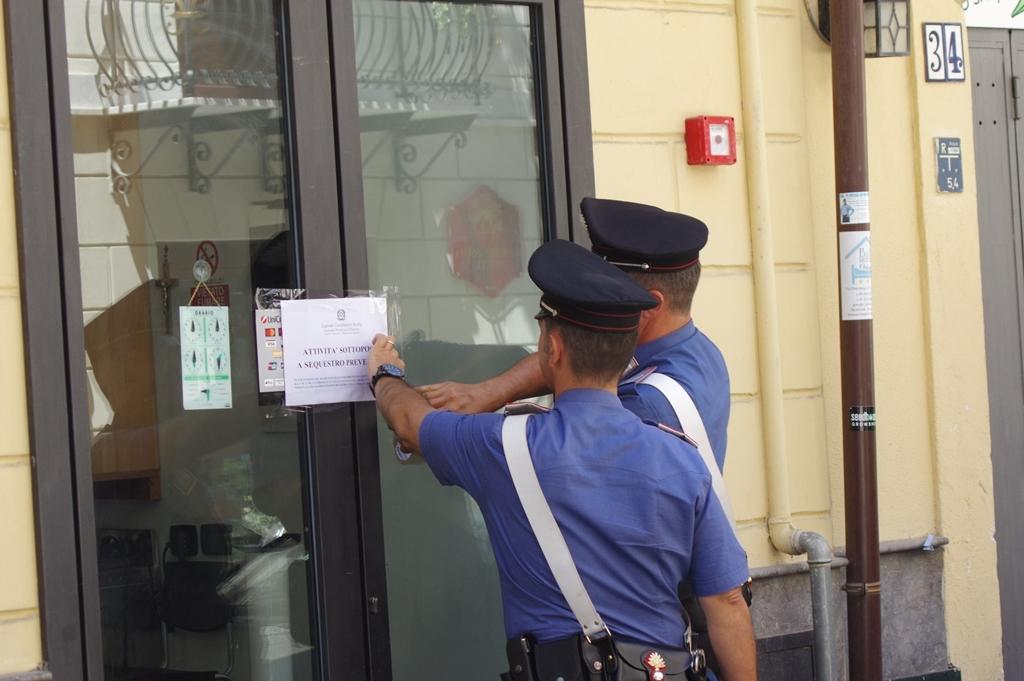Mafia, tribunale di Palermo sequestra beni per 500 mila euro