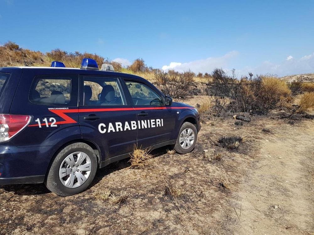 Incendio nella Riserva, convalidato l'arresto: è un operaio forestale