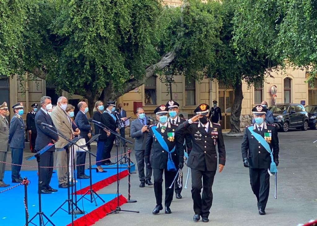 Legione Carabinieri Sicilia: il generale Rosario Castello nuovo comandante