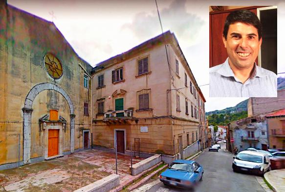 A Piana degli Albanesi un centro turistico con ristoro per i pellegrini in viaggio