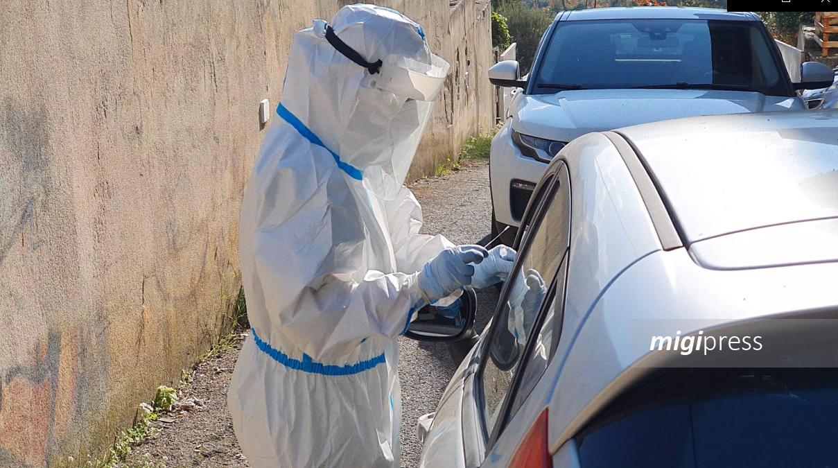 """Test rapidi dell'Asp in """"drive-in"""": ad Altofonte sì, a Monreale no"""