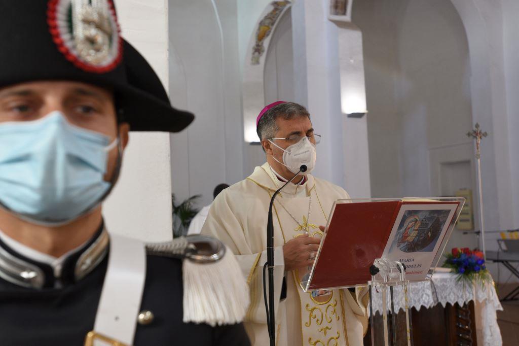 Virgo Fidelis, Patrona dell'Arma dei Carabinieri: celebrazioni riservate