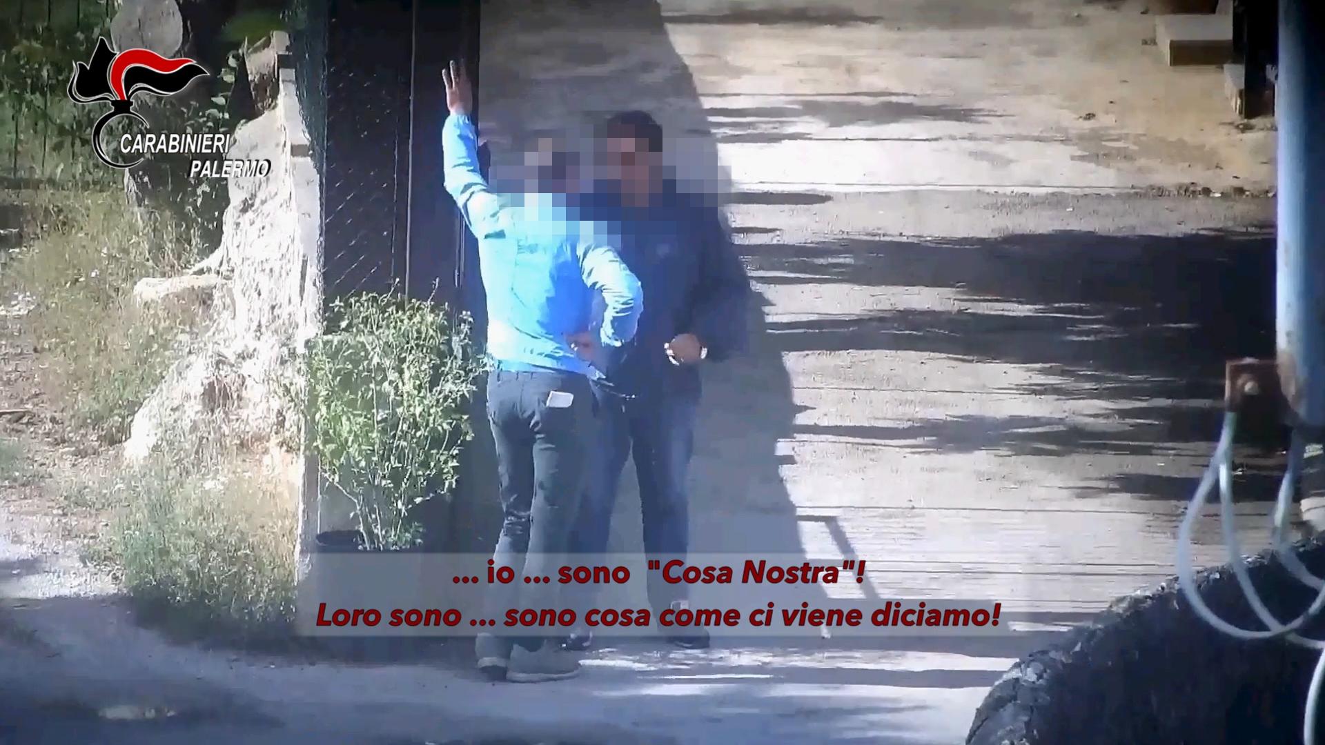 """Il blitz a Tommaso Natale: lo scontro tra i boss e le estorsioni: """"Io sono Cosa Nostra"""""""