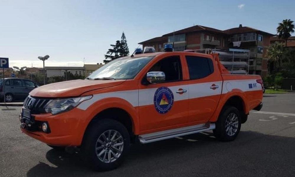 Protezione civile, a Monreale arrivano due nuovi mezzi tecnologici