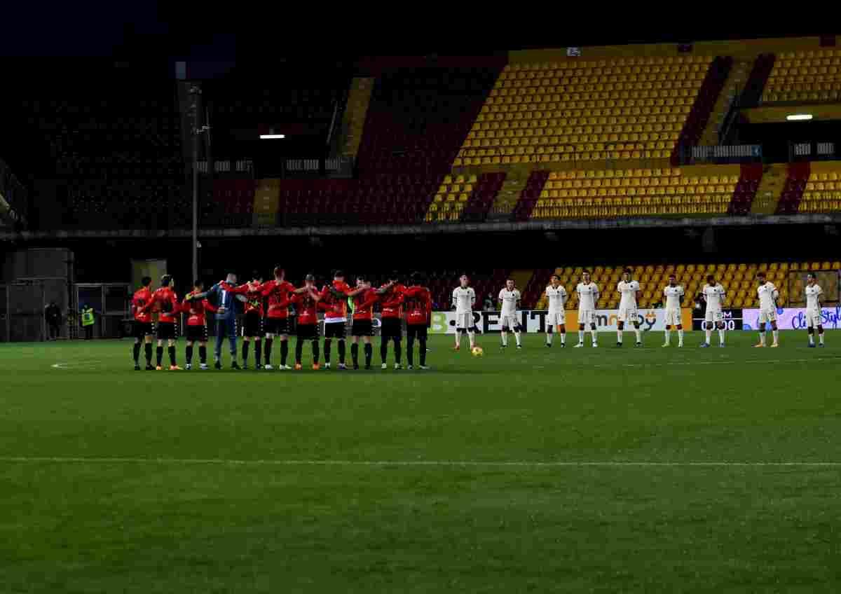 Finisce a reti inviolate fra Benevento e Roma