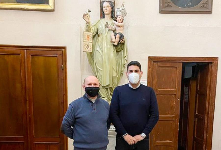 Altofonte, chiesa di Santa Maria: 100 mila euro per la riqualificazione