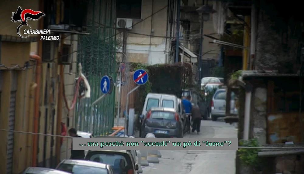 Operazione antimafia a Borgo Vecchio: in 14 finiscono in manette