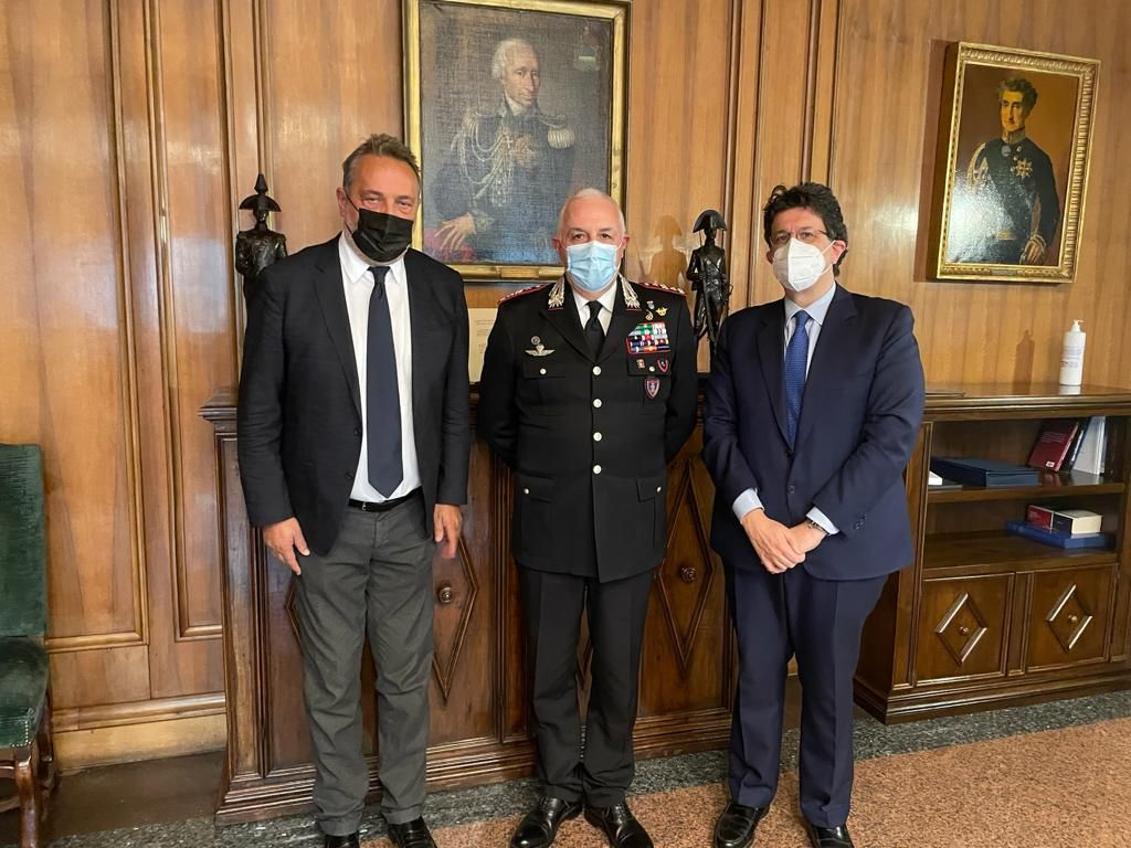Ambiente e sostenibilità, partnership Italpress-Arma dei Carabinieri