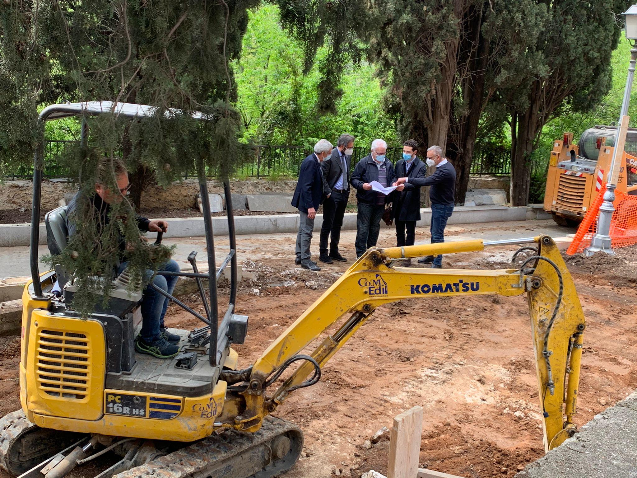Monreale, al via i lavori al cimitero per la costruzione di nuovi loculi