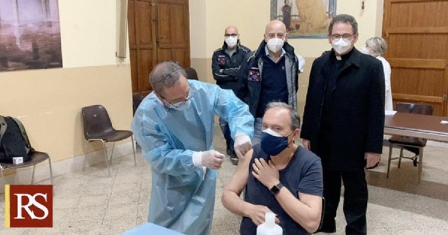 Covid, vaccinazioni nelle chiese siciliane: oltre 4 mila le dosi somministrate