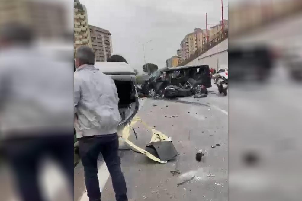 Il tragico incidente in viale Regione Siciliana: morta la seconda ragazza